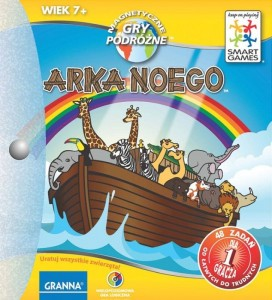 SMART  GAMES Arka Noego